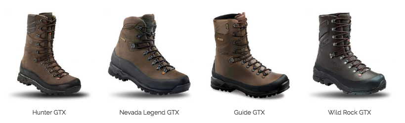 Crispi Gore-Tex Insulated Hunting Boots