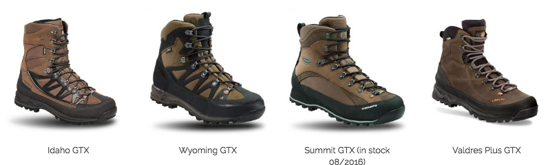 Crispi Un-Insulated Hunting Boots