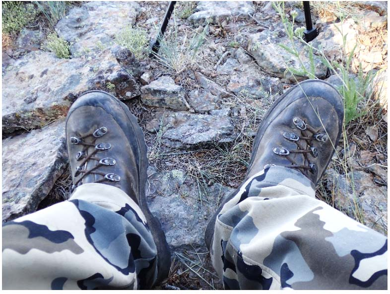 88885d02bfd Kenetrek Mountain Extreme 400 Hunting Boot - Product Review ...