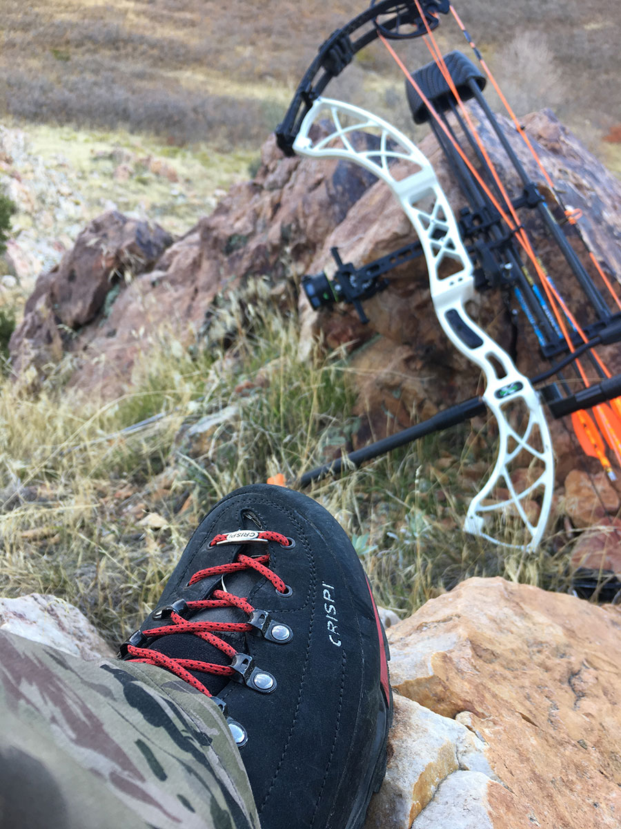Crispi Briksdal GTX - Xpedition Bow