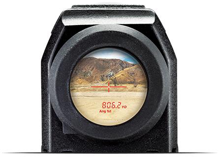 Nikon Black RangeX 4k 4000 Yard Laser Rangefinder 6x Monocular