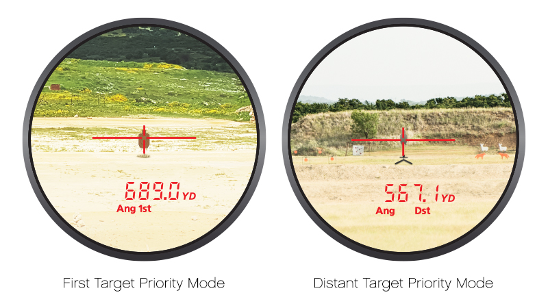 Nikon Black RangeX 4k 4000 Yard Laser Rangefinder Tru Target Technology