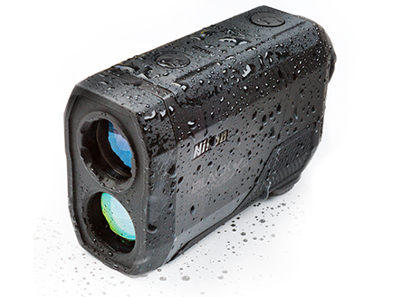 Nikon Black RangeX 4k 4000 Yard Laser Rangefinder Waterproof and Fogproof