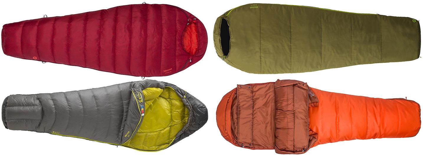 Marmot Sleeping Bags