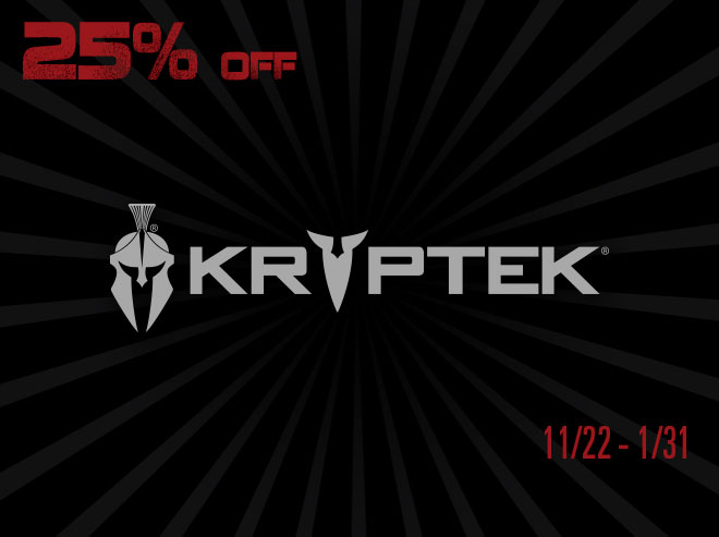 Kryptek - Black Friday Savings