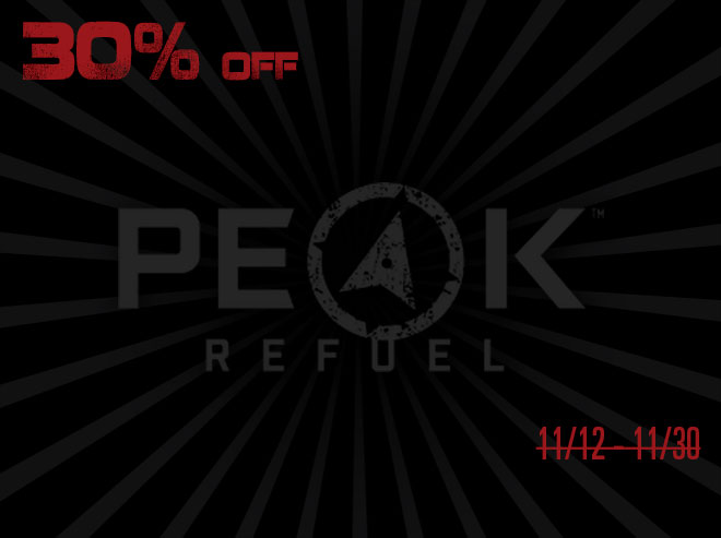 Peak Refuel - Black Friday Savings