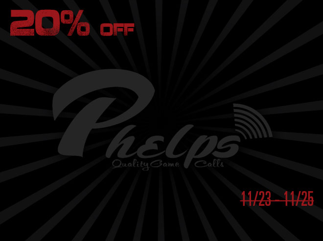 Phelps - Black Friday Savings