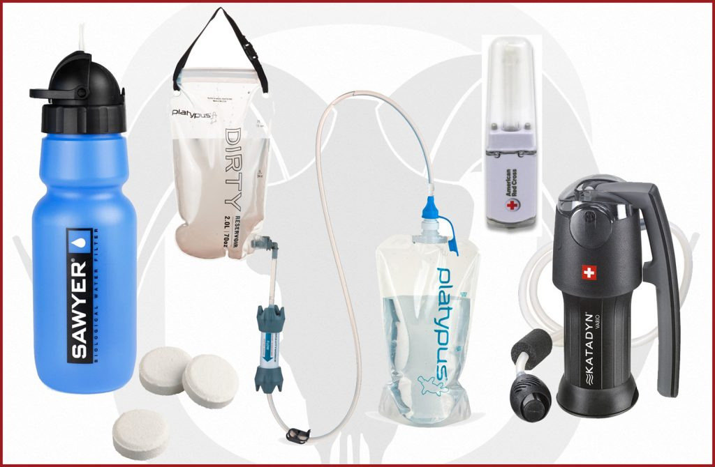 Water filtration systems at BlackOvis.com