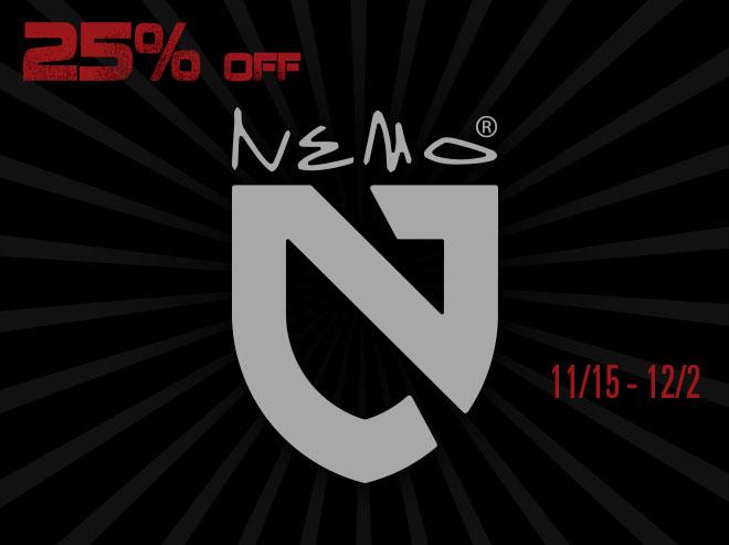 NEMO - Black Friday Savings