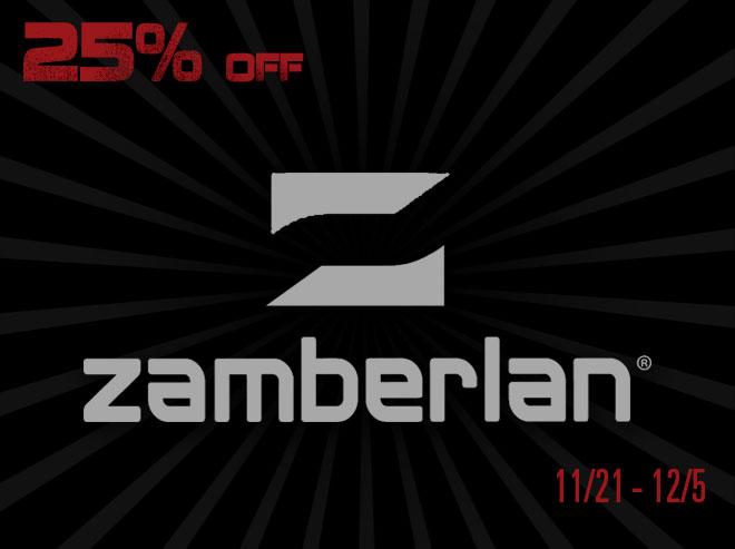 Zamberlan - Black Friday Savings